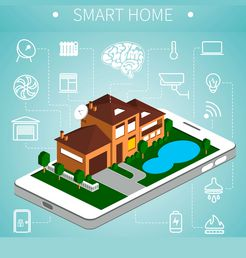 Smart Home Technologien
