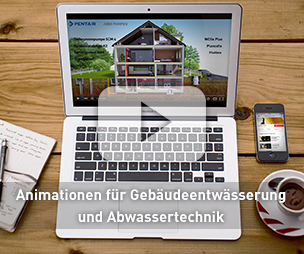 Produktanimationen und Illustrationen